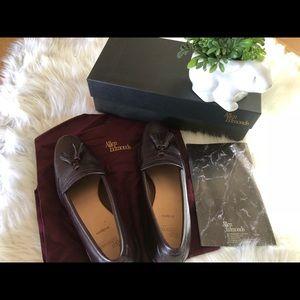 Allen Edmonds Bridgeton Burgundy shoes